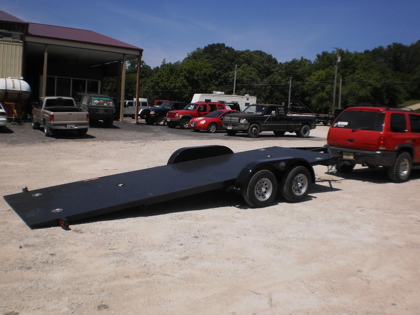 Texas Kwik Load 7 X 18 Sdx 7 000 Stock Model
