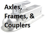 Axles Frames and Couplers