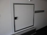 Escape Door interior View