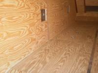 Fuel Door Interior View