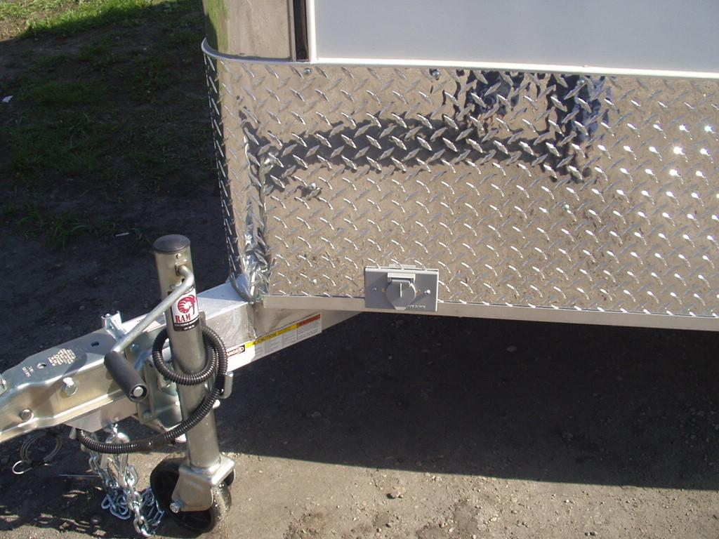 Enclosed Trailer 110 Wiring Kit