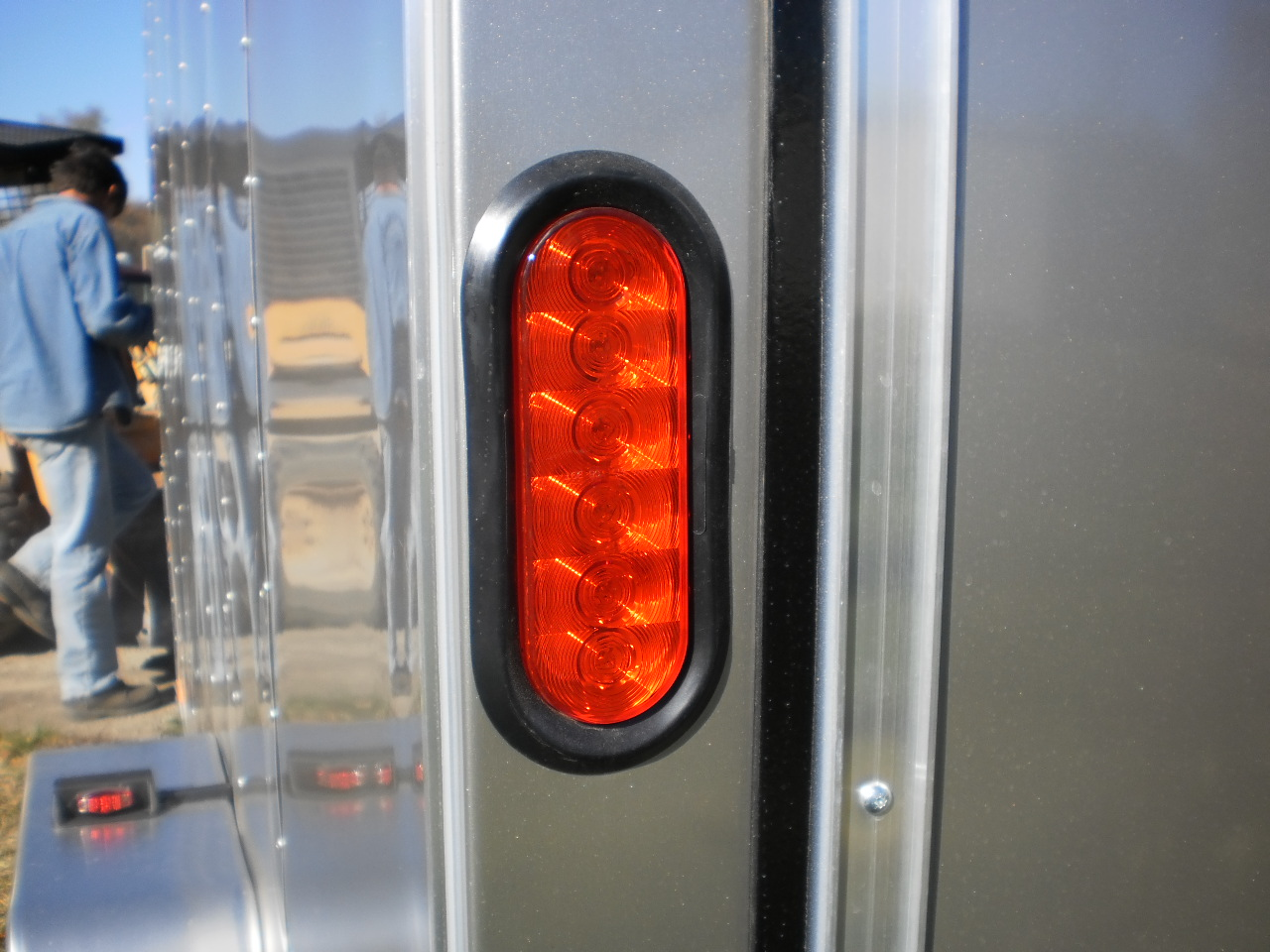 R And P Carriages Enclosed Trailer Electrical Options