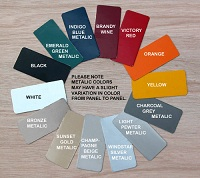 Color Chips from R and R