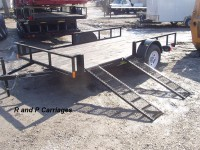 Removable Side Ramp