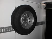 H Spare Tire Mount