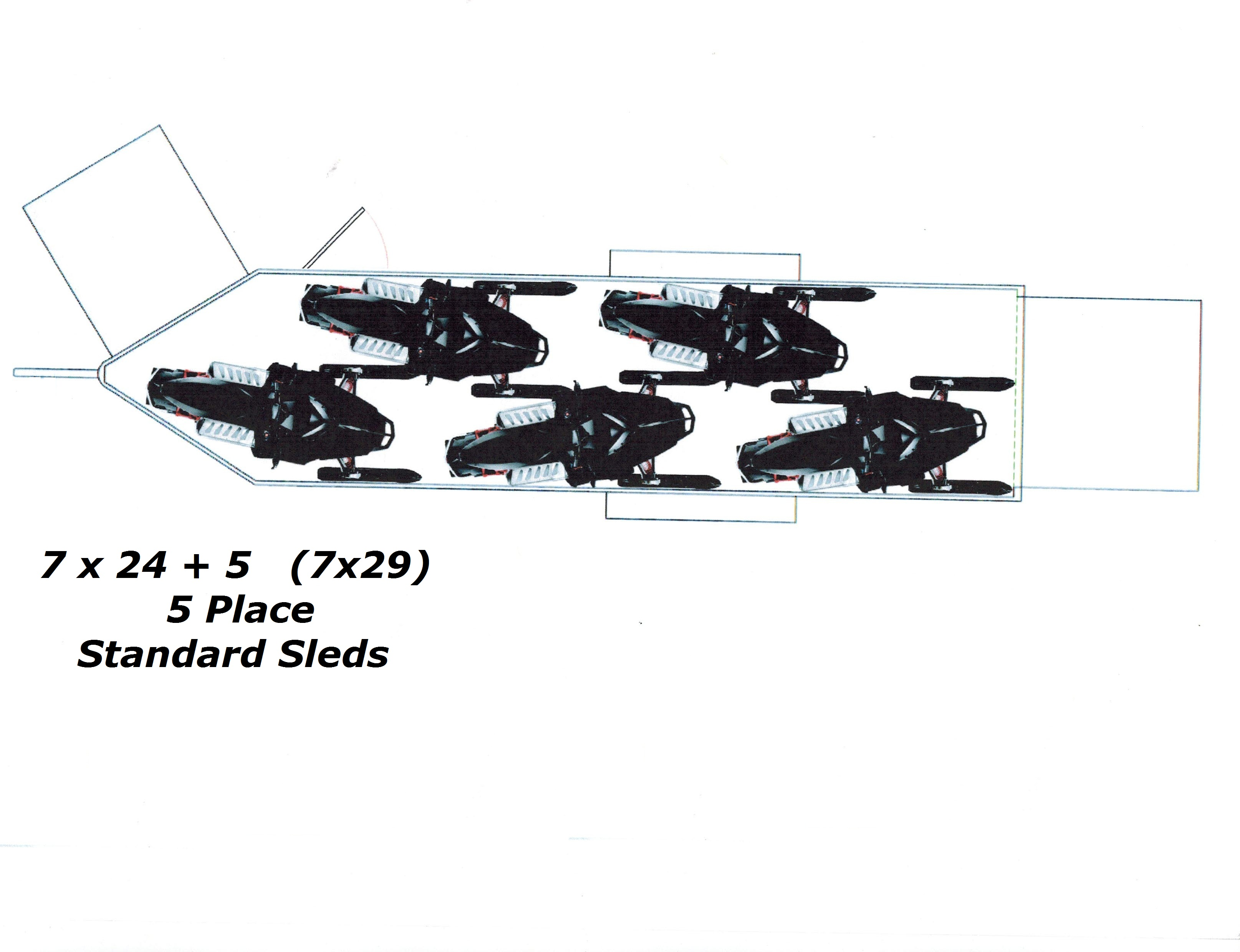 Snowmobile trailer diagram wiring center suggested snowmobile sled loading inside inline snow mobile trailer rh needatrailer com snowmobile trailer wiring diagram floe snowmobile trailer wiring cheapraybanclubmaster Images