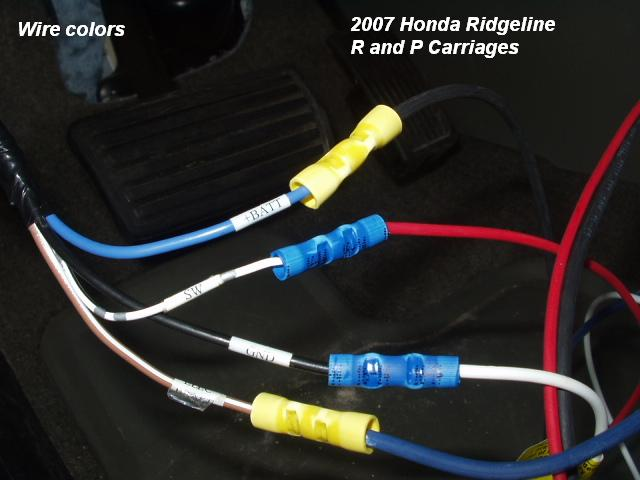 HondaRidgeline03 honda ridgeline brake controller installation instructions 4 Prong Trailer Wiring Diagram at edmiracle.co