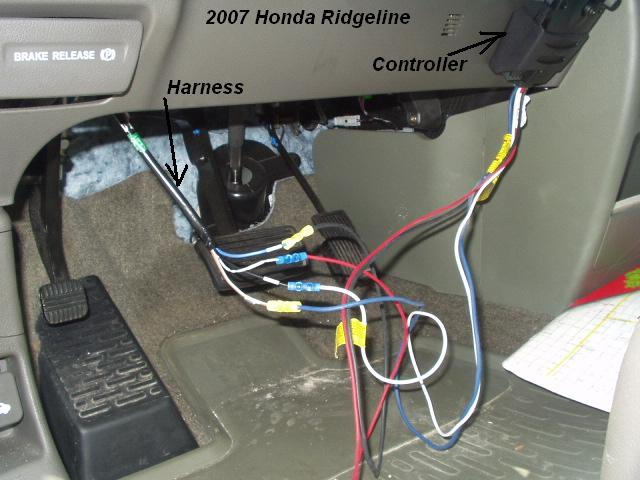 Just Tie Up The Slack And You Are Ready To Go: Honda Ridgeline Trailer Wiring At Eklablog.co