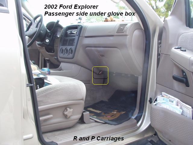 Brake Controller Installation >> 2002 Ford Explorer Brake Controller Install