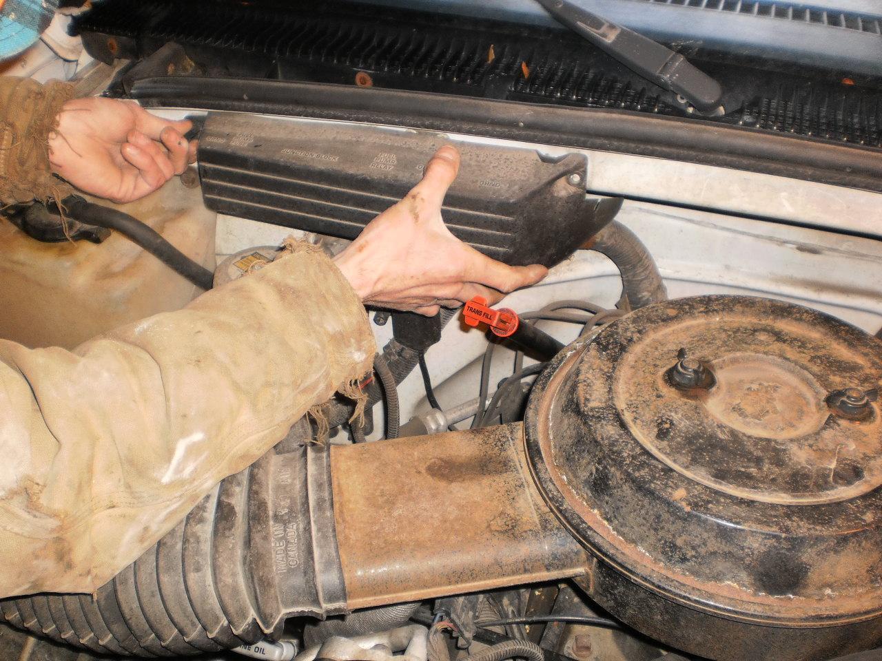 Chevy 1500 Truck Brake Controller Installation