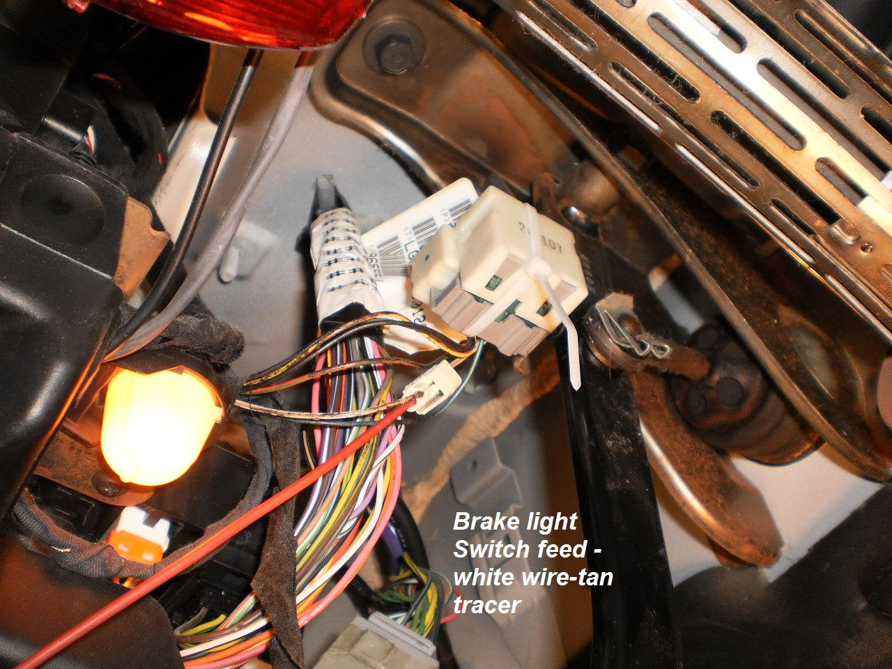 1999 Jeep Grand Cherokee Brake Controller Installation