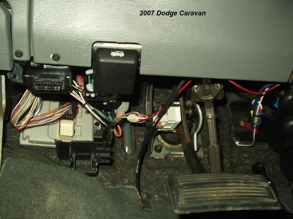 2005 hemi dodge durango trailer brake controller install. Black Bedroom Furniture Sets. Home Design Ideas