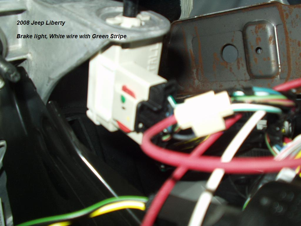 2008 Jeep Liberty Trailer Brake Controller Install