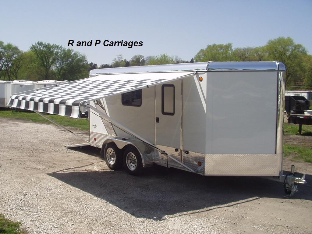 Awnings For Enclosed Cargo Trailers