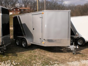 R And R All Aluminum Force Elite Cargo Trailer