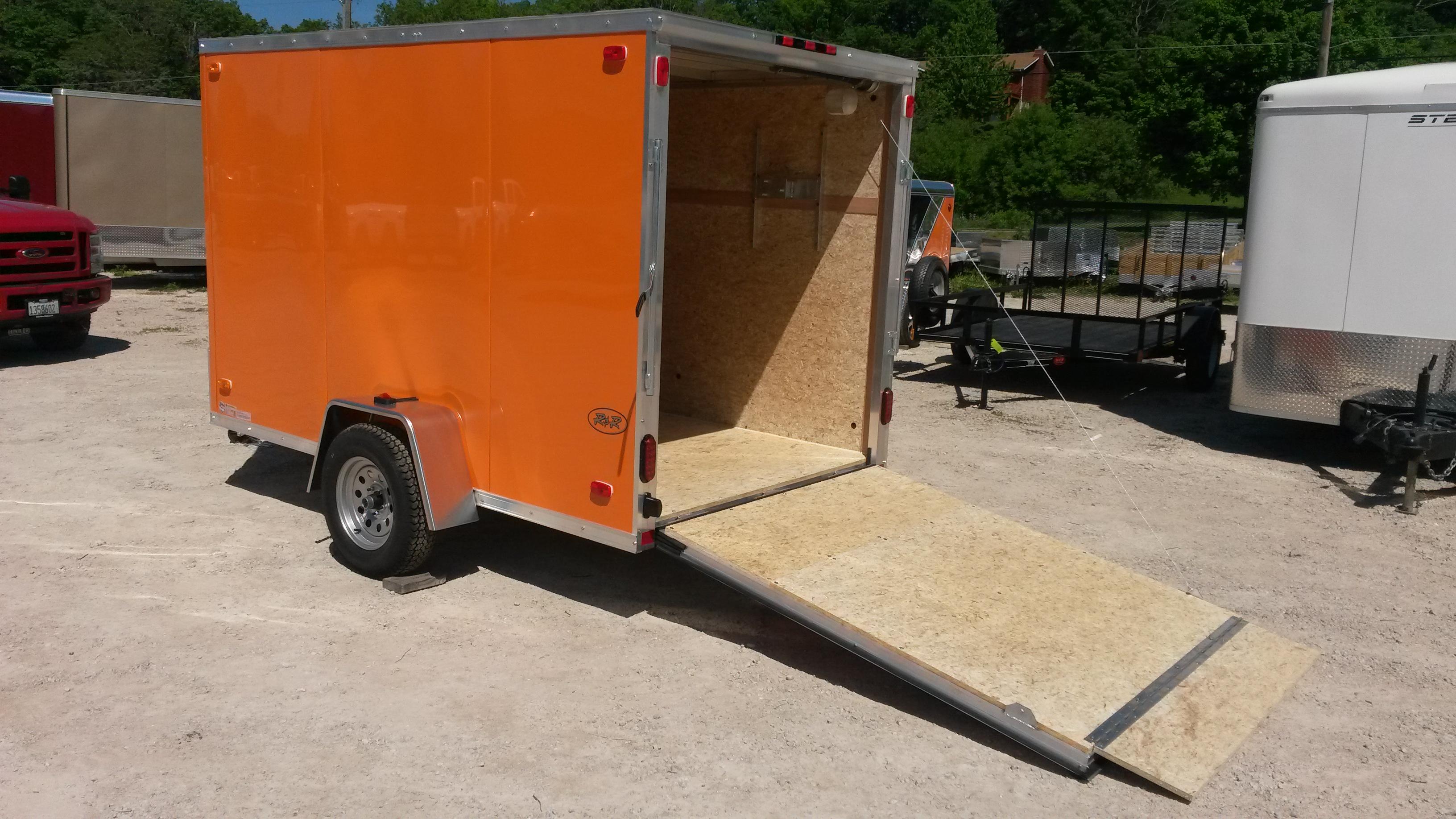 R And P Carriages Trailers Parts Service And Rentals