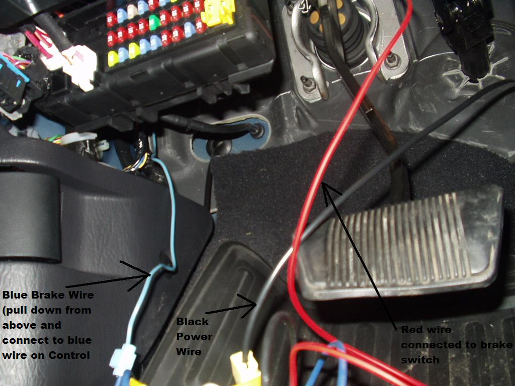 chevy trailer hitch wiring diagram 2004 jeep grand cherokee    trailer    brake controller installation  2004 jeep grand cherokee    trailer    brake controller installation